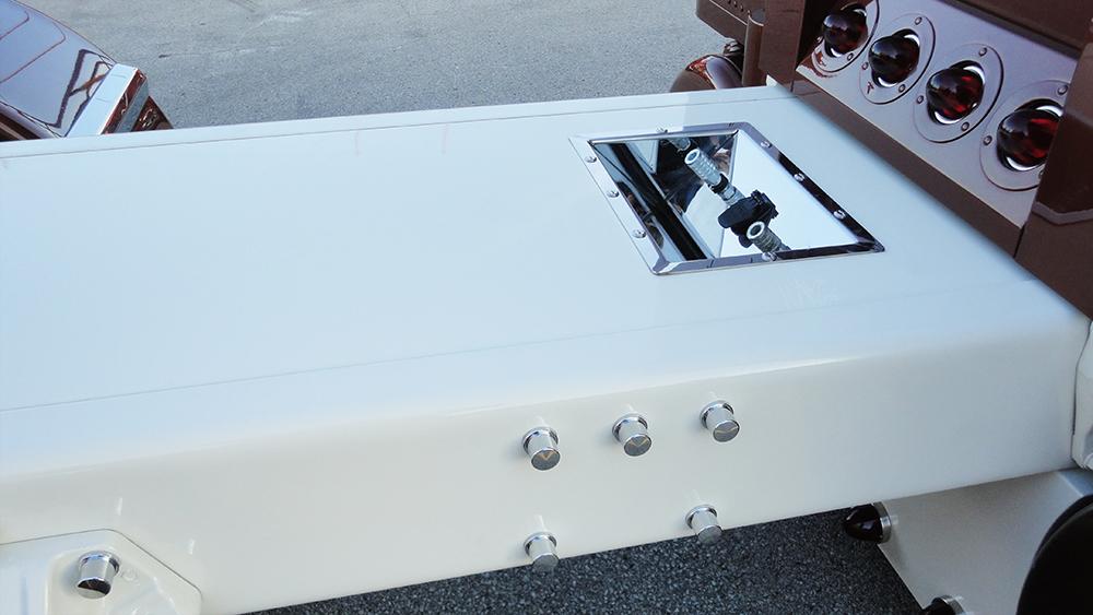 Deck Plates 12 Gauge Custom