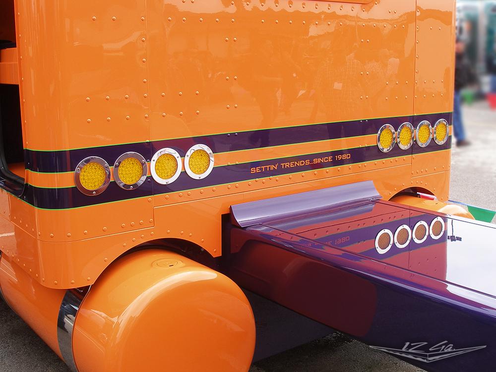 Sleeper Panels-Kenworth and Peterbilt | 12 Gauge Custom