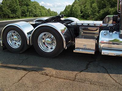 Custom Truck Grilles >> Half Fenders, Full Fenders, Hoop Fenders and more | 12 Ga. Customs
