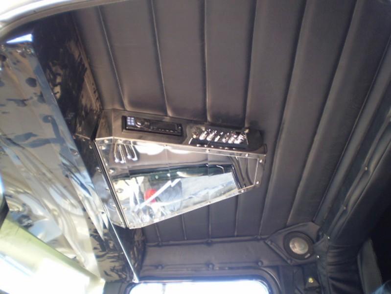 Custom Overhead Consoles 12 Gauge Custom