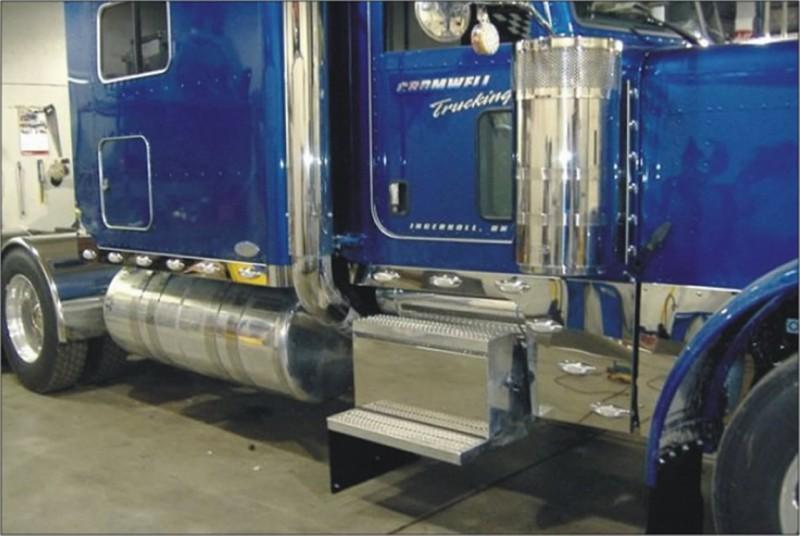 Sleeper Panels Kenworth And Peterbilt 12 Gauge Custom