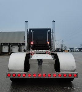 Tail Light Bars 12 Gauge Custom