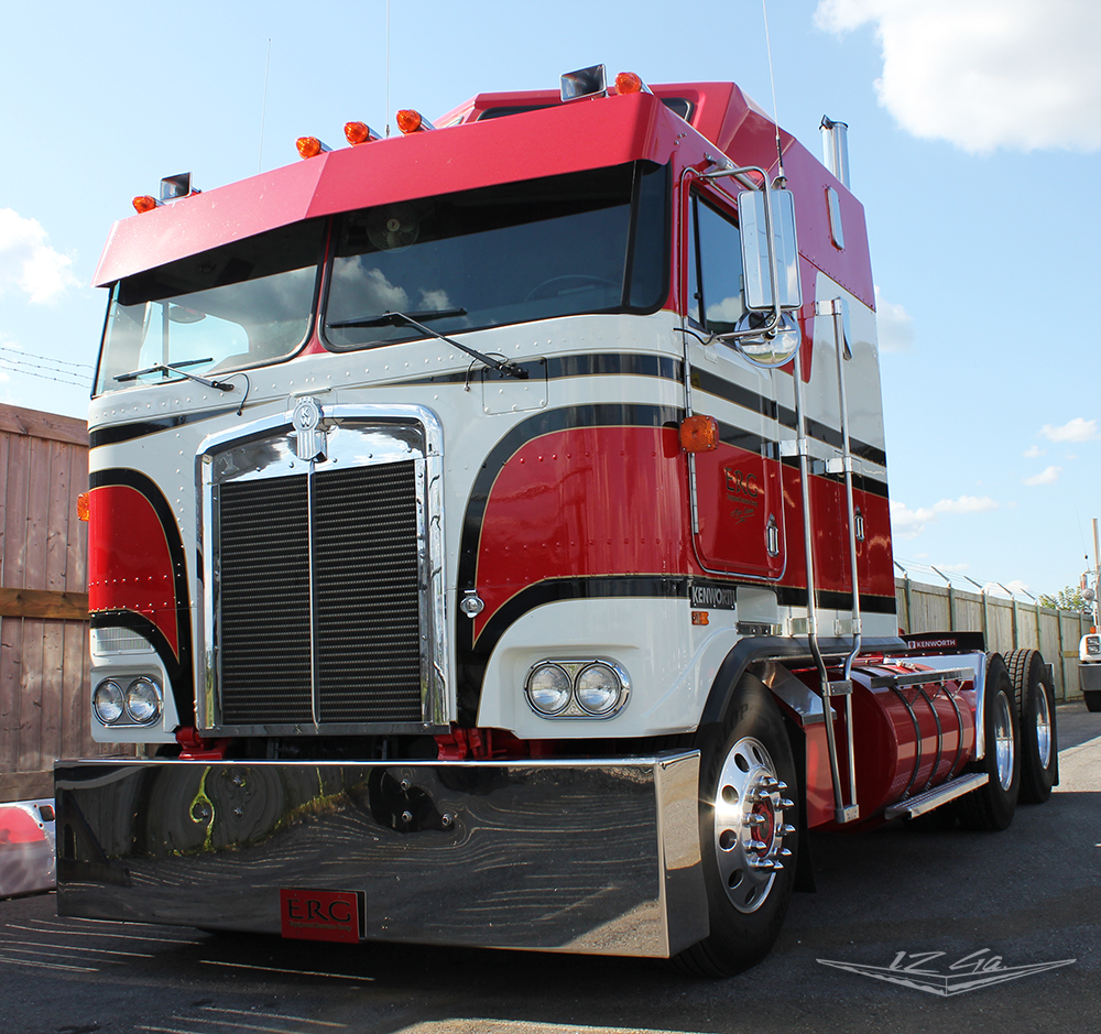 Craigslist Cabover Freightliner: Drop Visors-6 Different Styles And Other Custom Visors