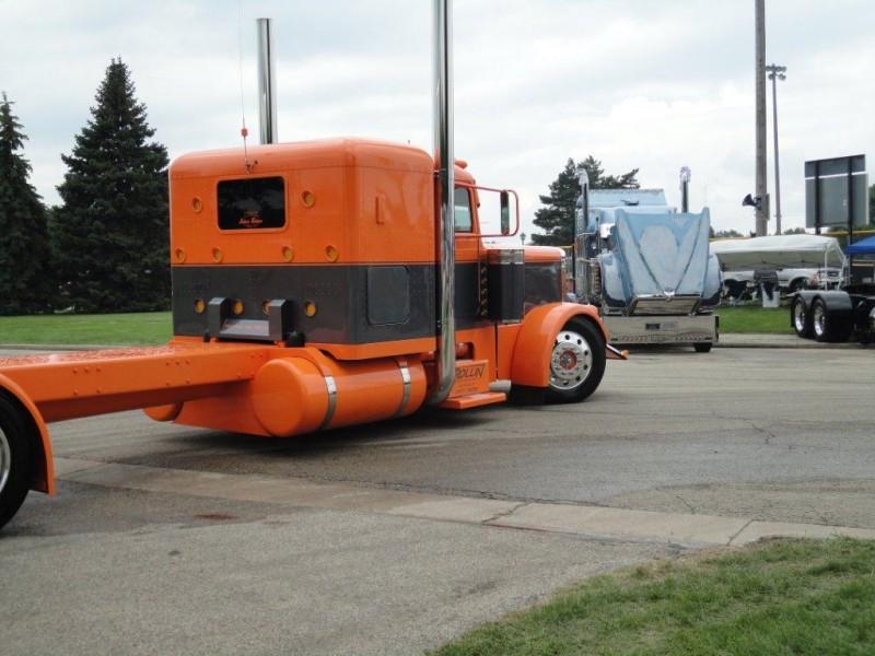 Fuel Tank I Panels 12 Gauge Custom