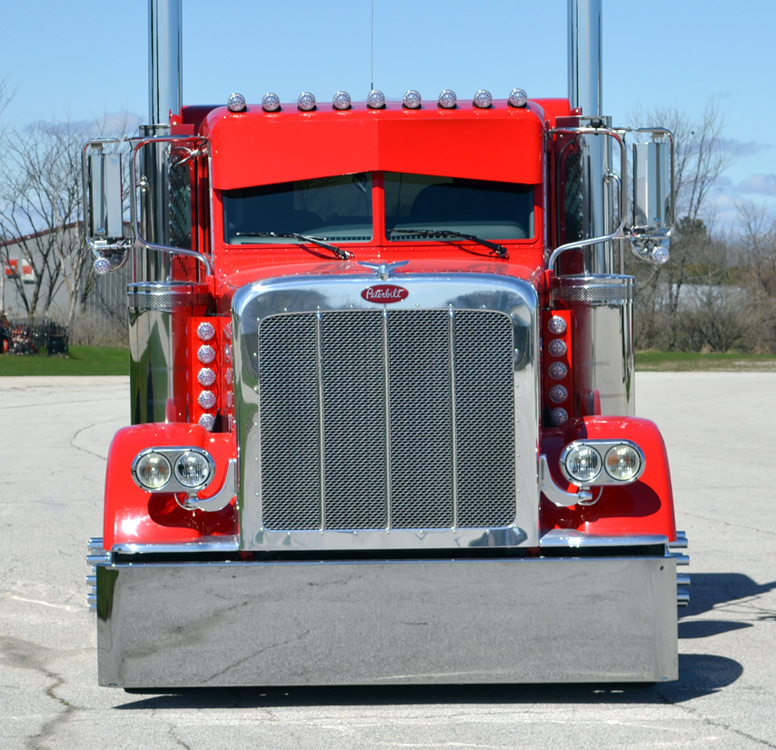 Mack Truck Rod Before And After: 12 Gauge Custom