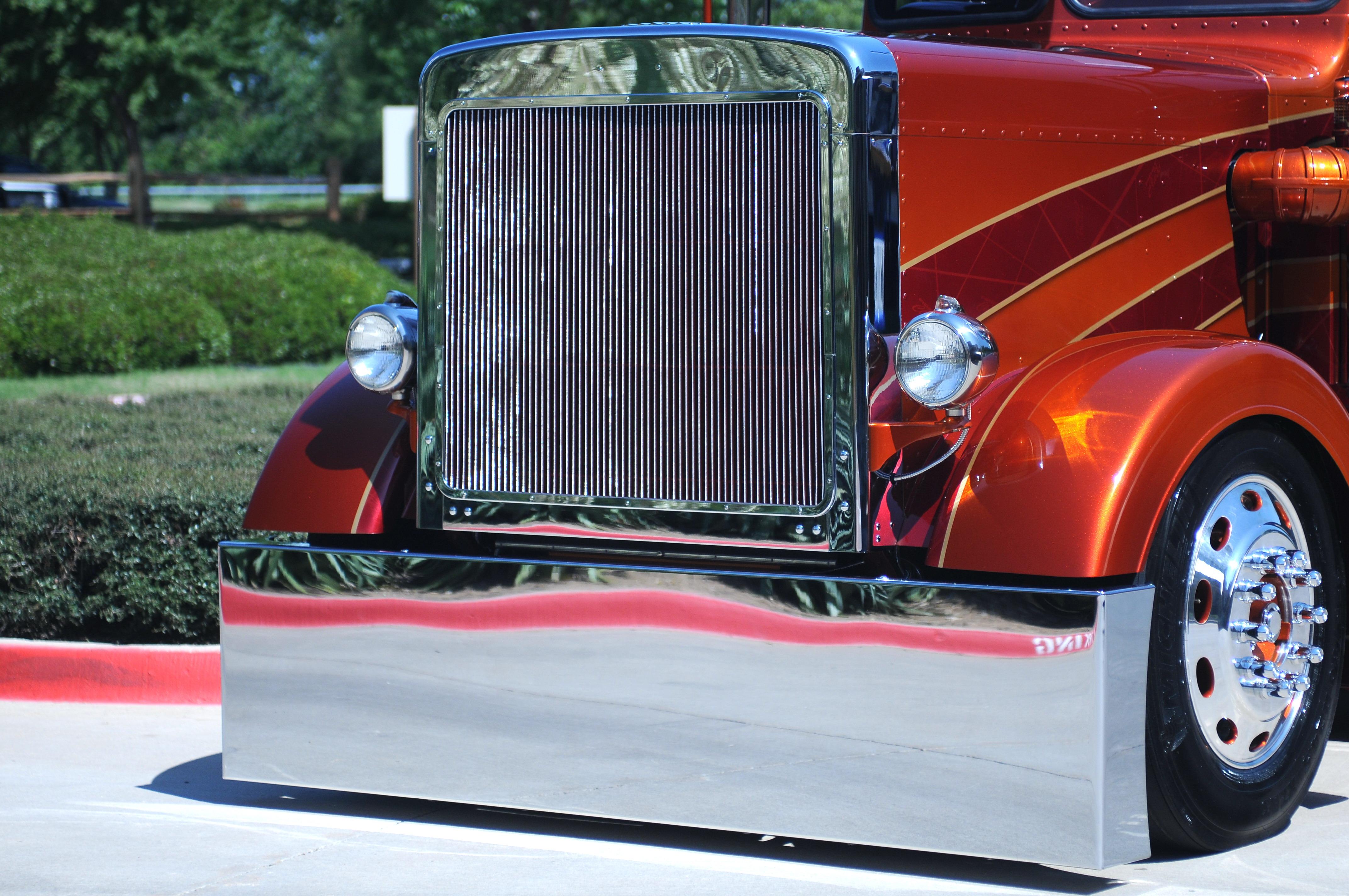 Bumpers 12 Gauge Custom