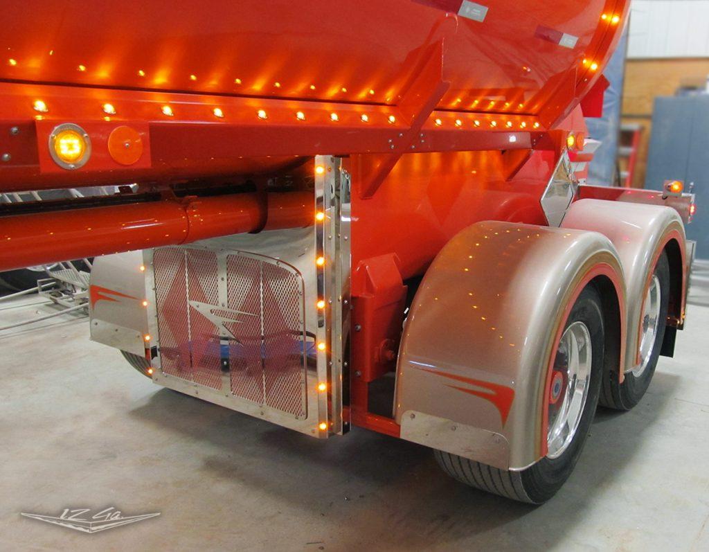 Custom Truck Parts 12 Gauge Custom